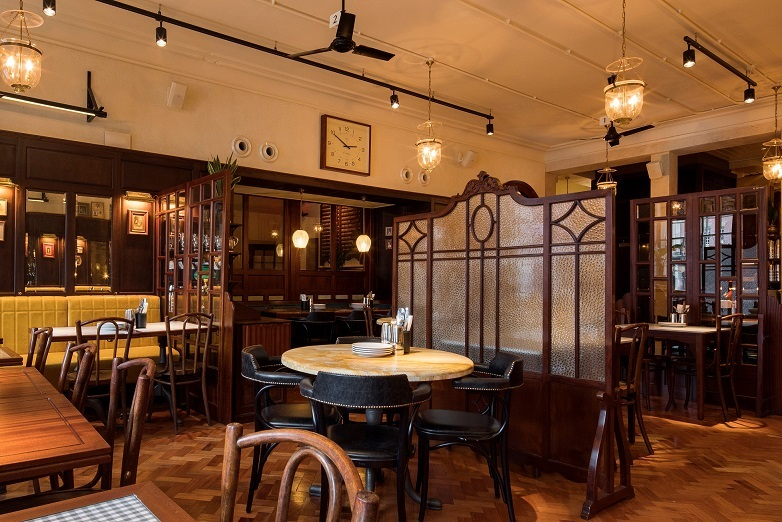 Dishoom restaurant acoustics