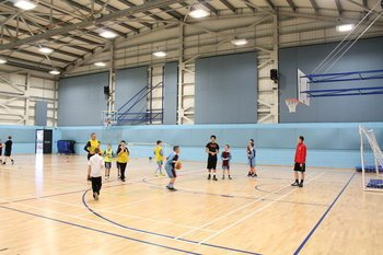 Evo Panel - Acoustic panel technology for sports halls