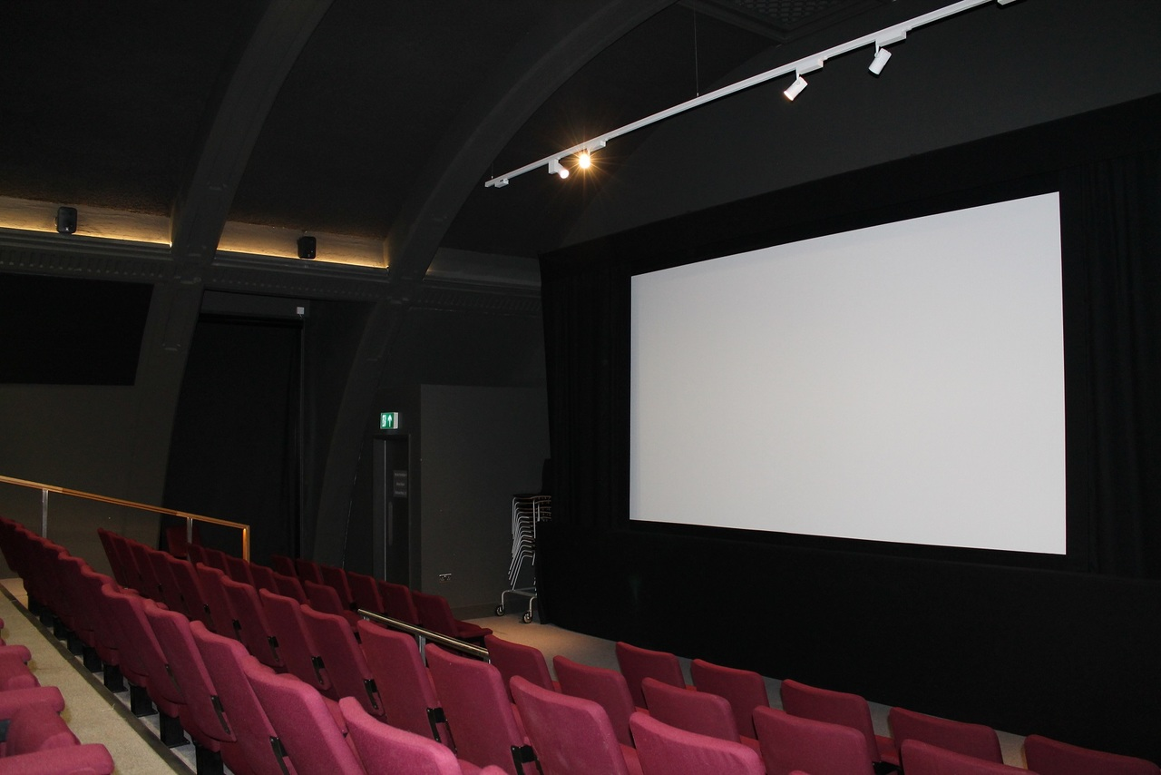 Cinema acoustics