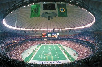 Seattle Kingdome | Stadium Acoustics