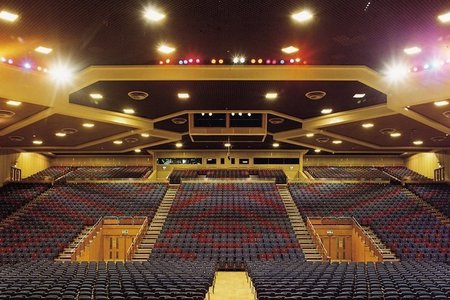 Stadium Acoustics - Bournemouth International Centre