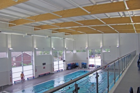 Harpurhey Leisure Centre Swimming Pool