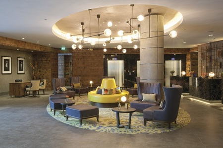 Hilton London Bankside Hotel Acoustics