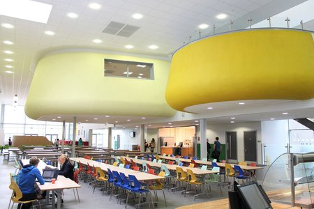 Hope Academy - Wilmott Dixon - School Acoustics