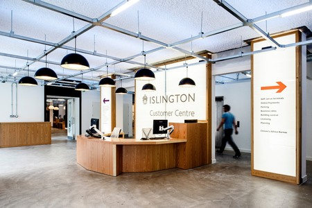Islington Customer Centre