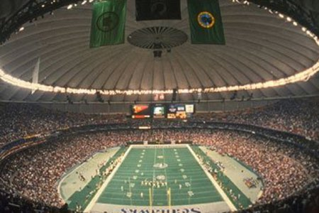 Stadium Acoustics - Seattle Kingdome