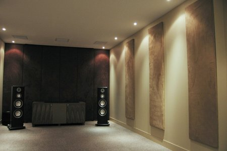 Home Cinema Acoustics - Sevenoaks, Sound & Vision