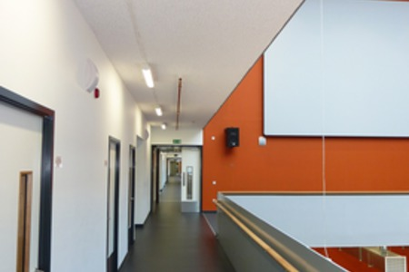St. Paul's Way Community School - School Acoustics