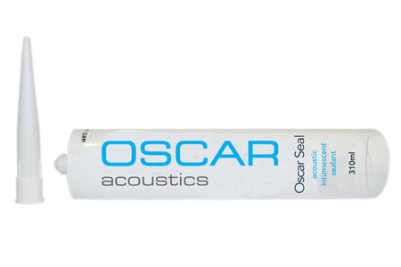Oscar Seal - 4hr Acoustic Intumescent Mastic